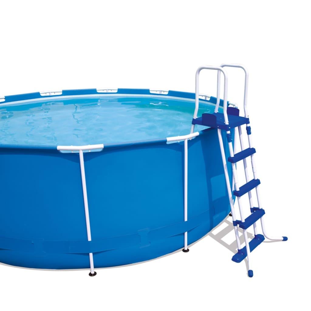 Bestway 3 step pool ladder 122 cm 58331 for Bestway pools for sale