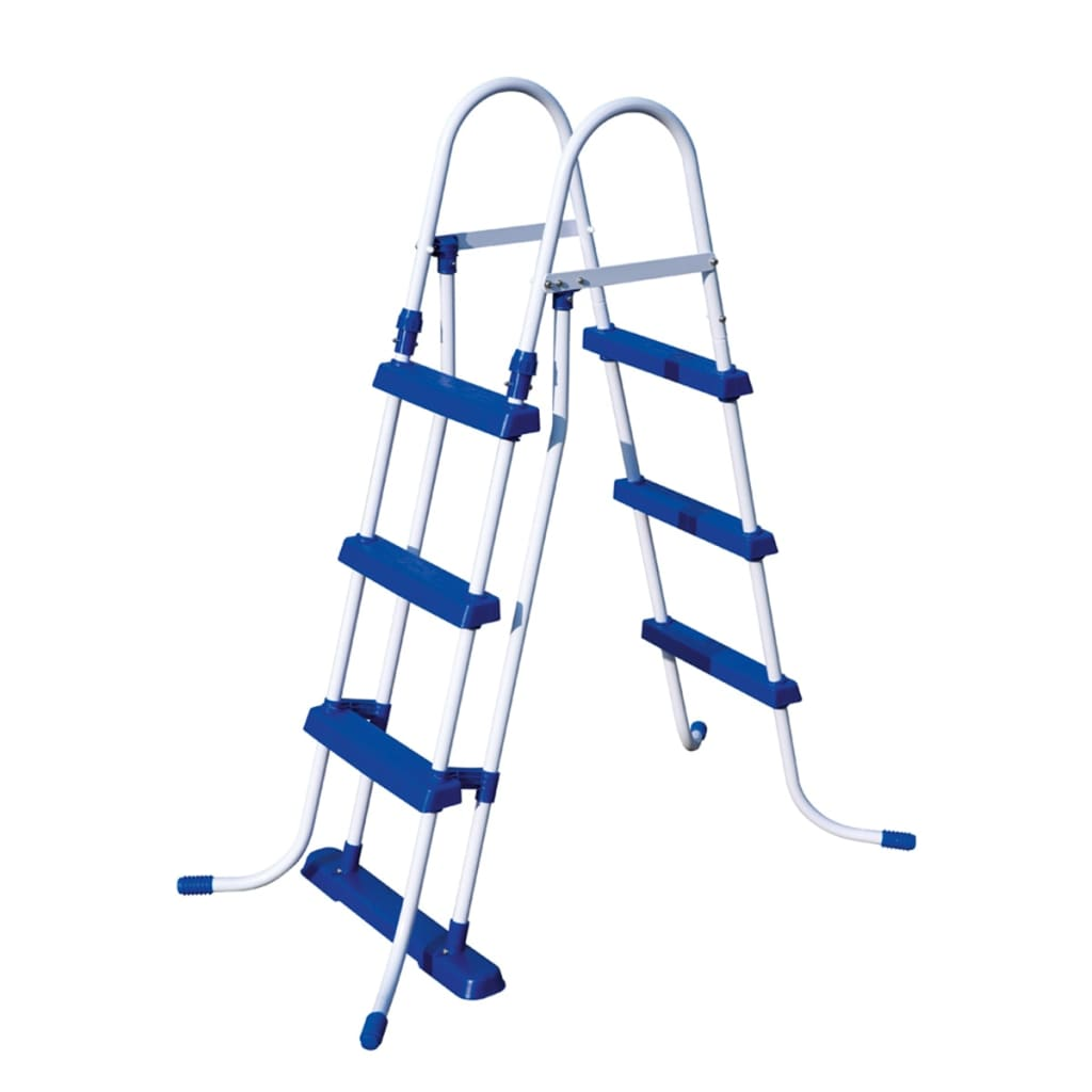 Bestway escalera para piscina 3 pelda os 107 cm 58330 for Escaleras 3 peldanos amazon