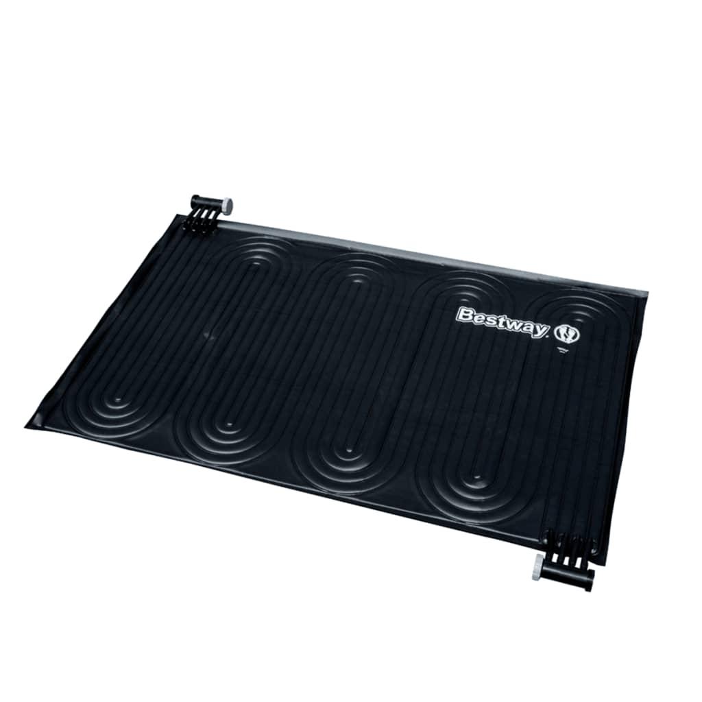 Afbeelding van Bestway Solar zwembadverwarmingspaneel zwart 58423