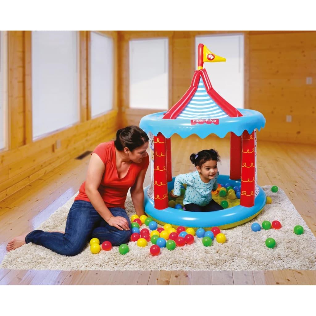 Acheter bestway piscine boules en forme de cirque fisher for Piscine de boule