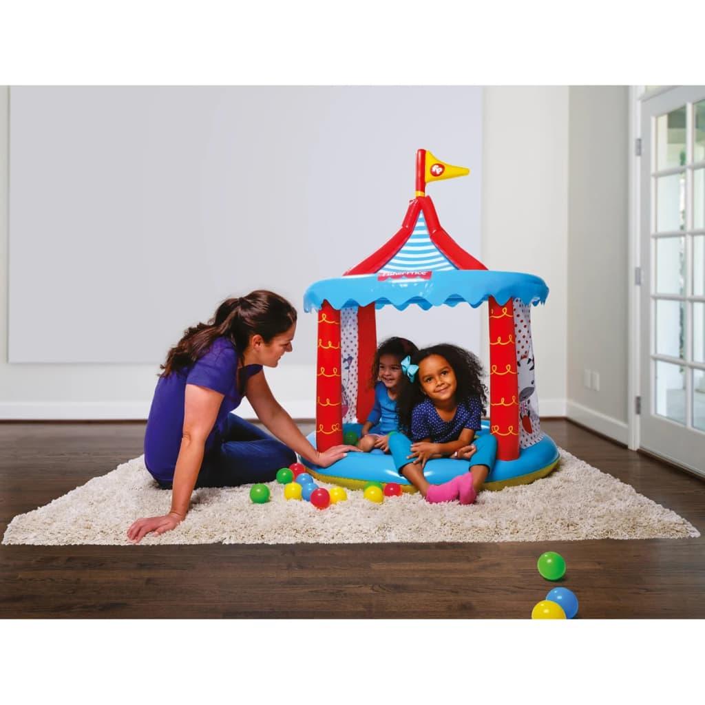 La boutique en ligne bestway piscine boules en forme de for Piscine de boule
