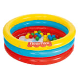 Bestway Piscina con bolas Fisher Price 91x25 cm 93501