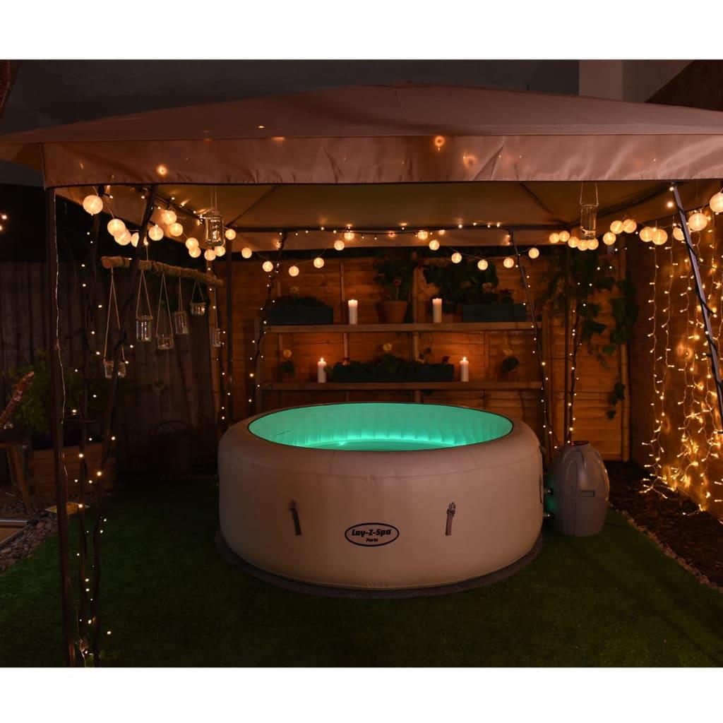 Bestway whirlpool outdoor lay z spa paris - Lay z spa paris ...