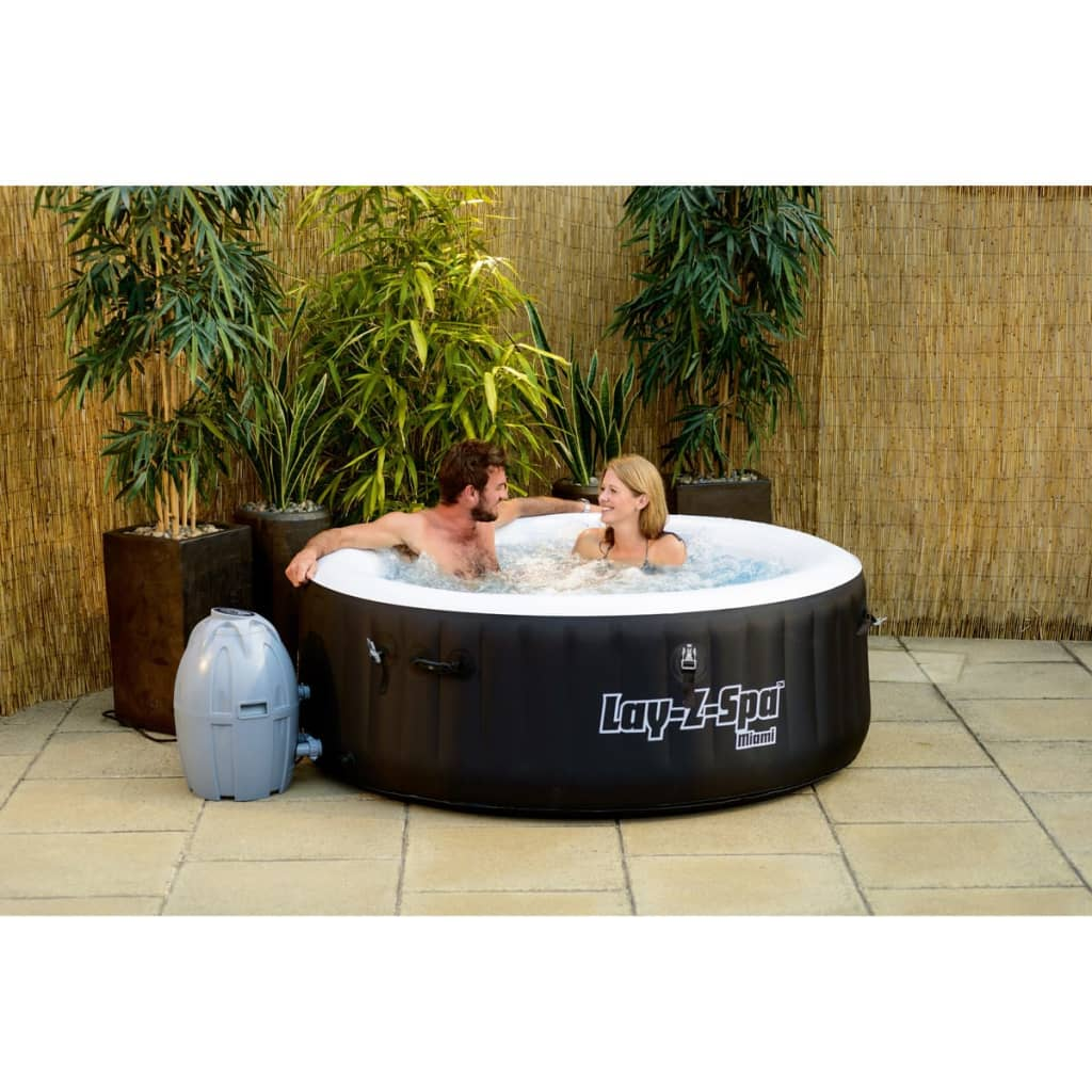 Handla bestway lay z spa miami - Lay z spa miami ...