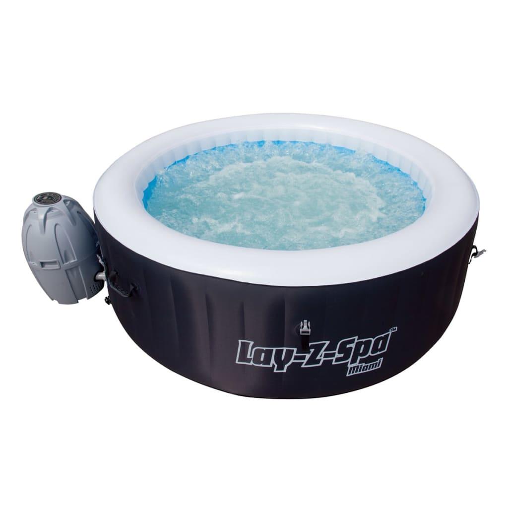 Afbeelding van Lay-Z-Spa Bestway Whirlpool - indoor - Miami