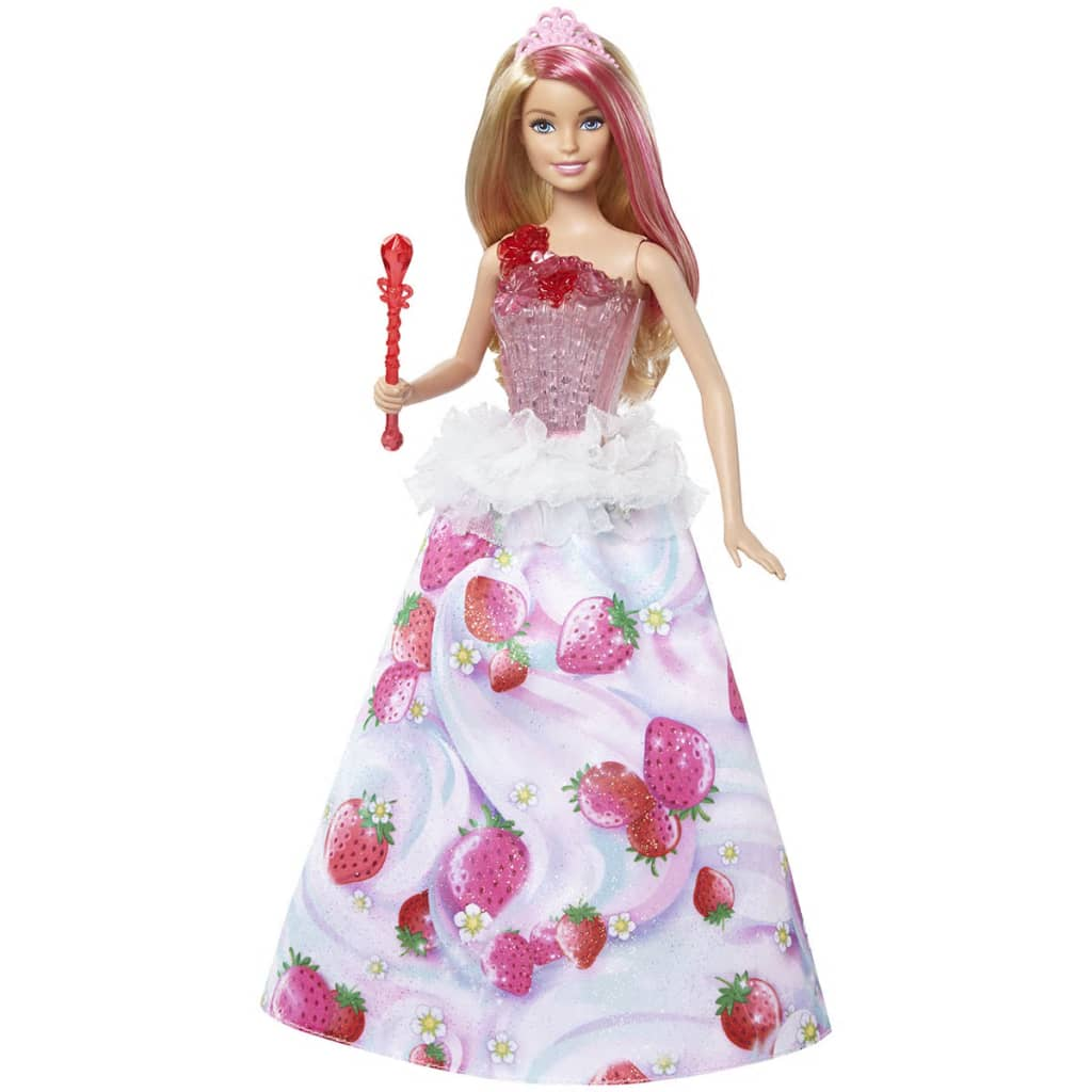 Barbie dreamtopia sweetville princess doll - Barbie en princesse ...