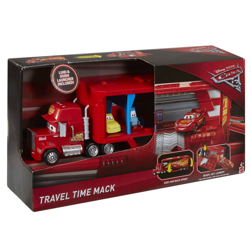 Gps Tracking Devices For Cars >> Cars 3 Travel Time Mack Playset DXY87 | vidaXL.co.uk