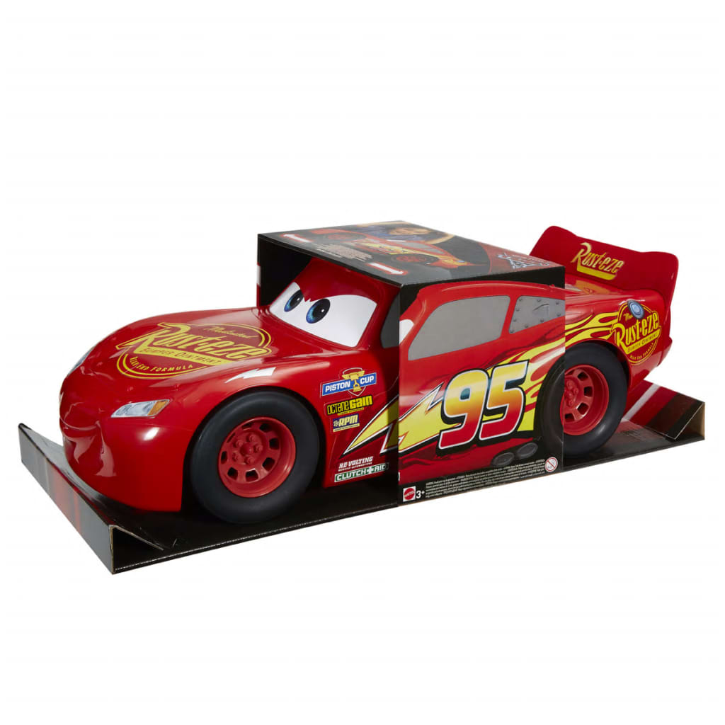 acheter cars 3 v hicule lightning mcqueen 50 8 cm fbn52. Black Bedroom Furniture Sets. Home Design Ideas