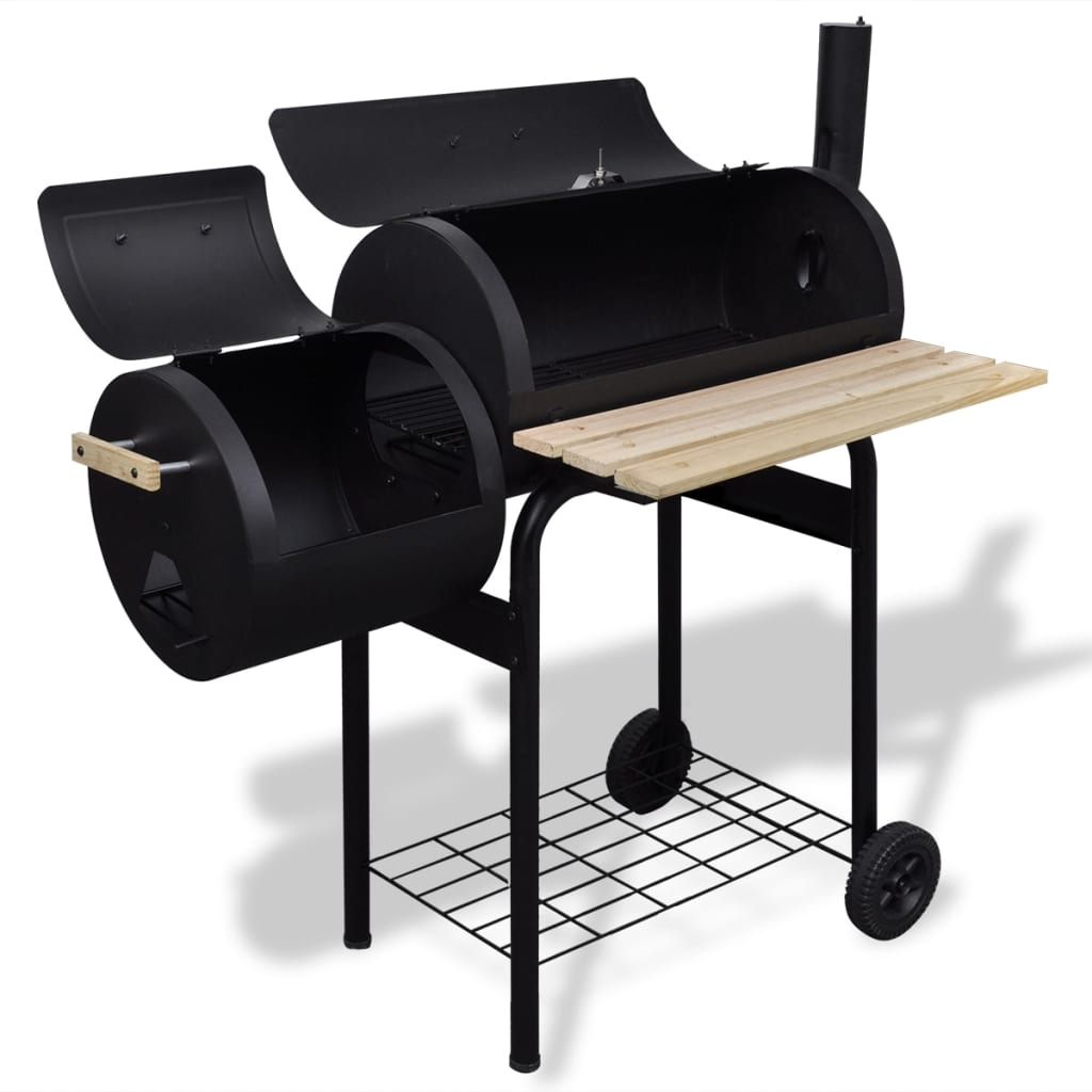 kohlegrill klassischer bbq grill smoker g nstig kaufen. Black Bedroom Furniture Sets. Home Design Ideas