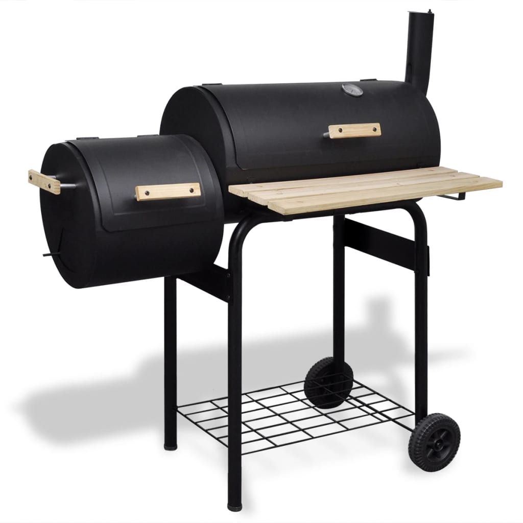 der kohlegrill klassischer bbq grill smoker online shop. Black Bedroom Furniture Sets. Home Design Ideas