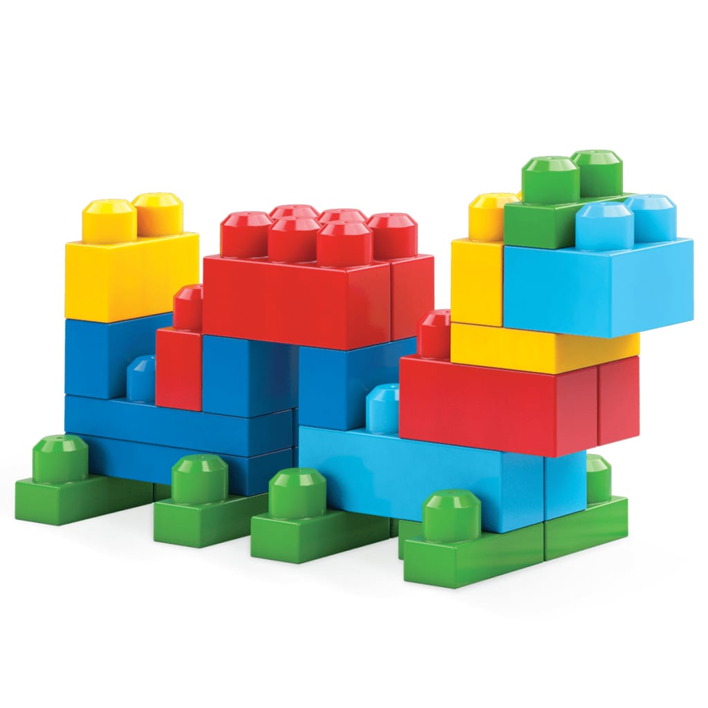Mega bloks first builders bausteinebeutel 60 teile dch55 for Builders first
