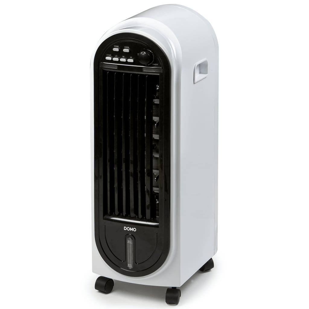 Domo Ochladzovač vzduchu, 67,5 cm 70 W, čierno-biely, DO151A