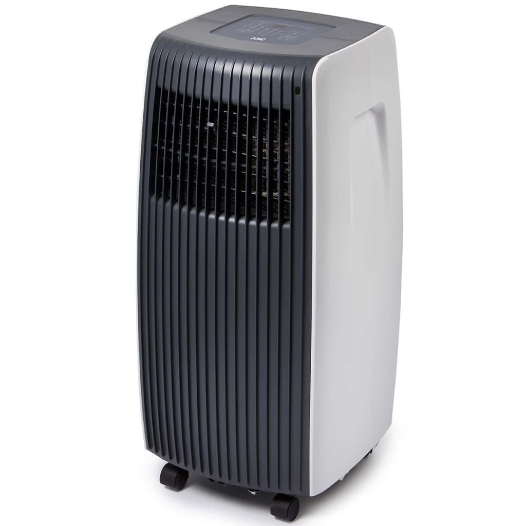 Domo Climatiseur 1200 W Noir et blanc DO262A Si vous recherchez une solution de climatisation flexible pour votre famille, alors ce climatiseur DO262A