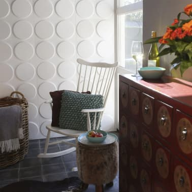 wallart 3d wandpaneele ellipses 12 stk ga wa03 g nstig kaufen. Black Bedroom Furniture Sets. Home Design Ideas