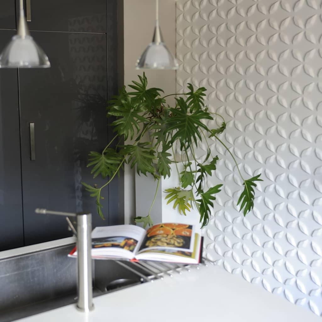 acheter wallart panneaux muraux 3d saiphs12 pcs ga wa19 pas cher. Black Bedroom Furniture Sets. Home Design Ideas