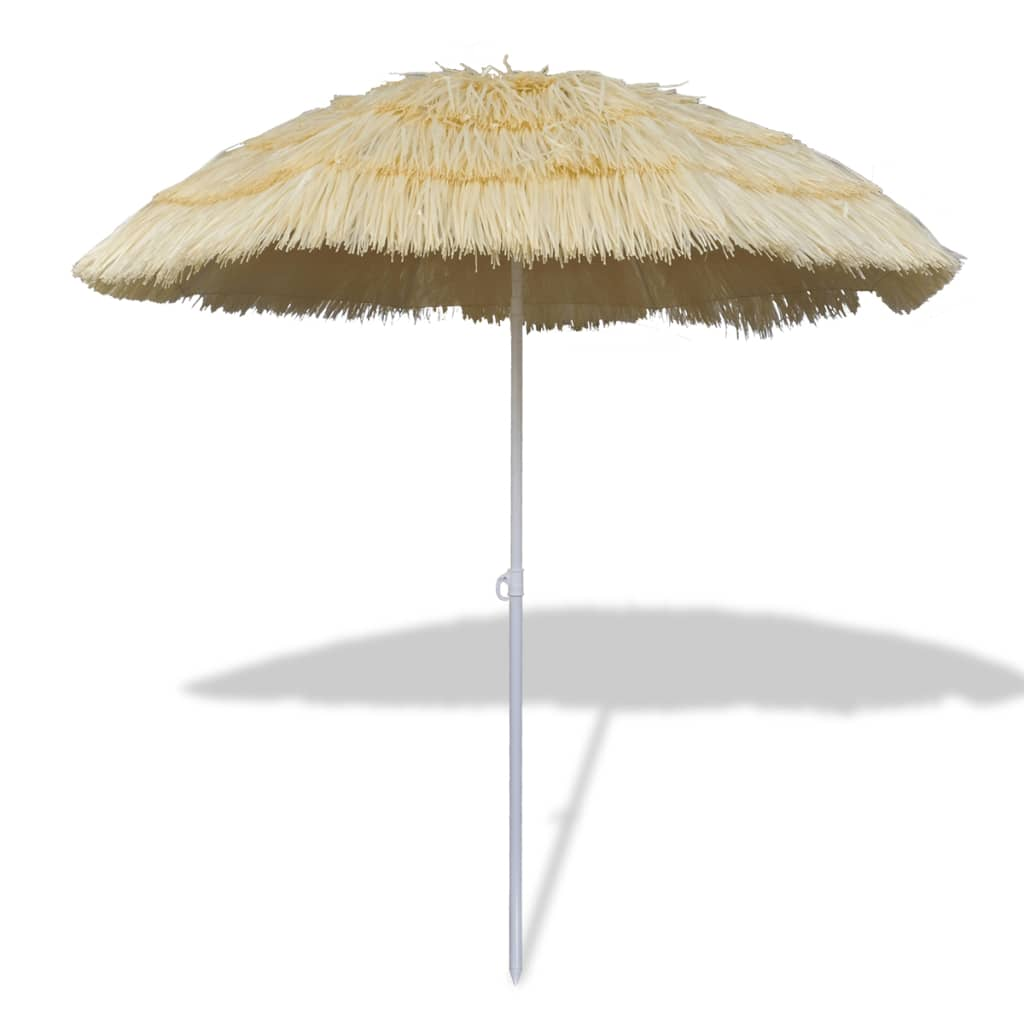la boutique en ligne parasol de plage inclinable style hawaii. Black Bedroom Furniture Sets. Home Design Ideas