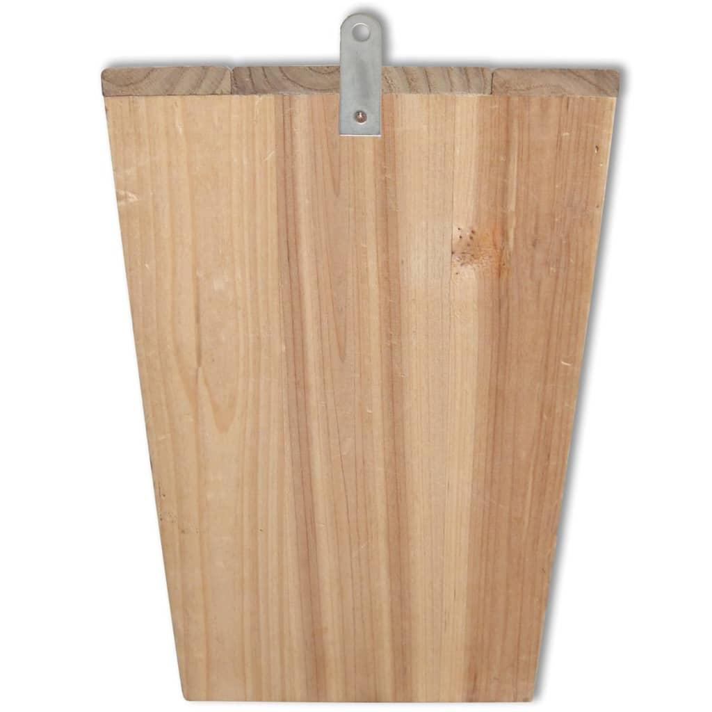 acheter set de 2 maisons pour chauves souris 22 x 12 x 34. Black Bedroom Furniture Sets. Home Design Ideas