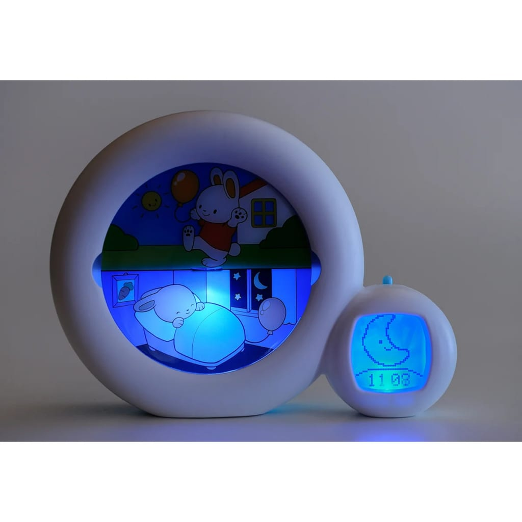 Claessens'Kids Schlaftrainer Kid'Sleep Moon 22x6x17 Blau ...