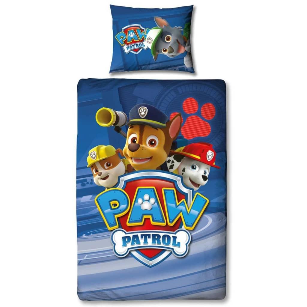 acheter paw patrol ensemble de housse de couette pour enfants control 200 x 140 cm pas cher. Black Bedroom Furniture Sets. Home Design Ideas