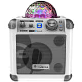 iDance Bluetooth Party Speaker BC10 White IDAN352003