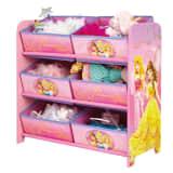Disney Boîte de rangement Princess 64 x 30 x 60 cm Rose OPBE660100