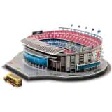 Nanostad 100-tlg. 3D-Puzzle Set Camp Nou 38x42,8x12,5cm PUZZ180050