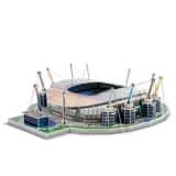 Nanostad 139-teiliges 3D-Puzzle Set Etihad Stadium PUZZ180058