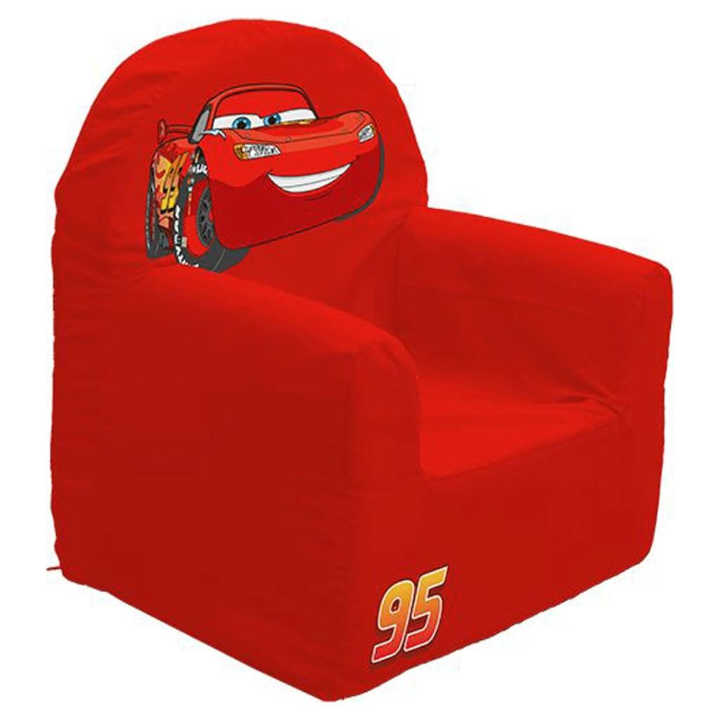 Afbeelding van Disney Kinderfauteuil Cars 41x37x29 cm rood ROOM320050