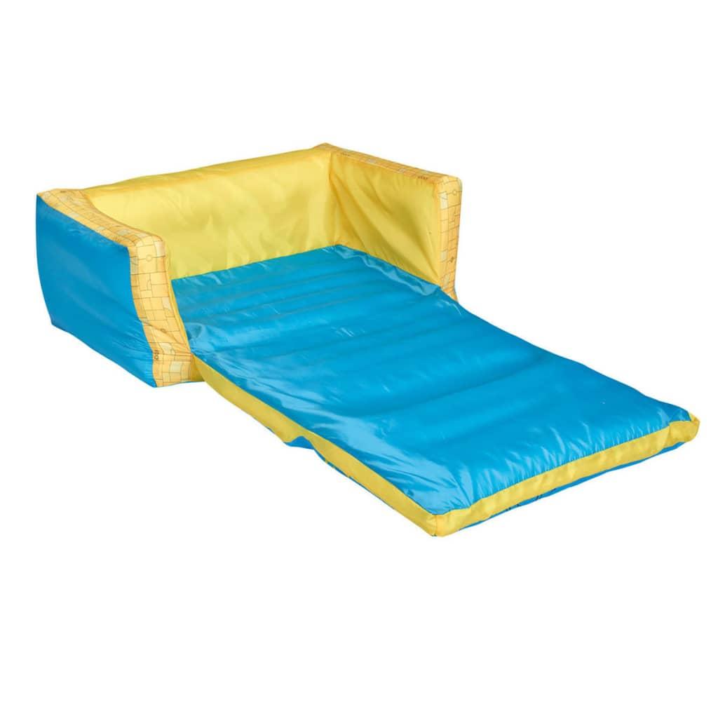 acheter minions canap gonflable et d pliable 2 en 1. Black Bedroom Furniture Sets. Home Design Ideas