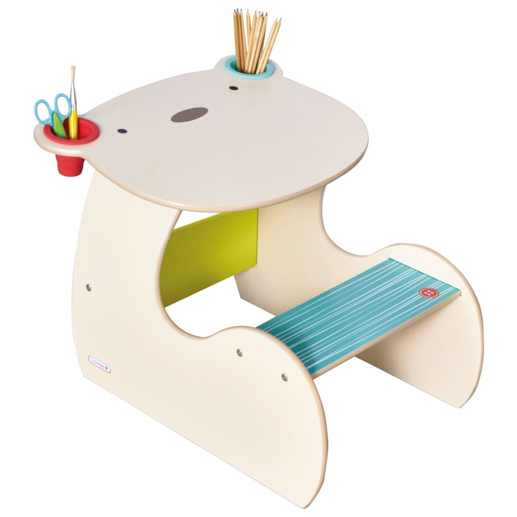 Worlds Apart Kids Desk Writing Children Study Table