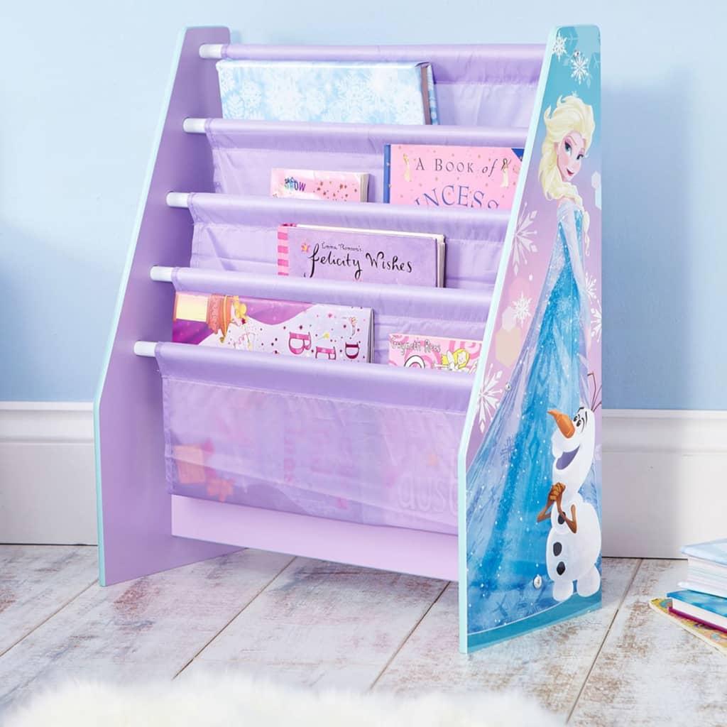 Acheter disney tag re livres frozen violet 60 x 23 x 51 cm worl234018 pas cher - Etagere a livre ...