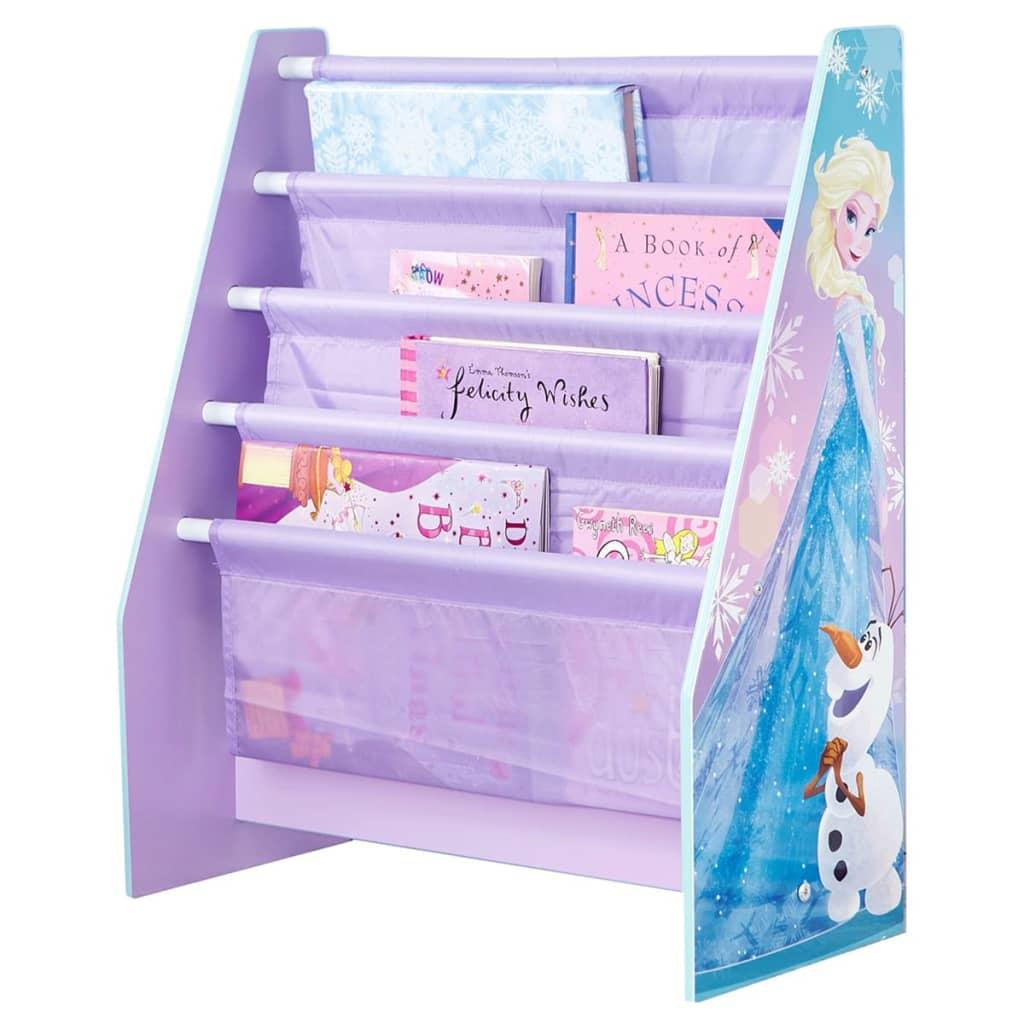 Afbeelding van Disney Kinderboekenplank Frozen 60x23x51 cm paars WORL234018