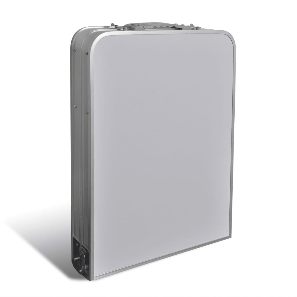 Acheter placard de camping pliant avec cadre en aluminium - Porte de placard avec cadre ...