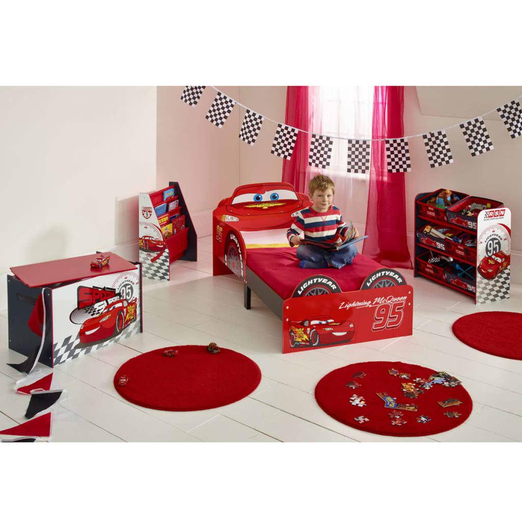 disney kinderbett cars lightning mcqueen 143 64 77 cm. Black Bedroom Furniture Sets. Home Design Ideas