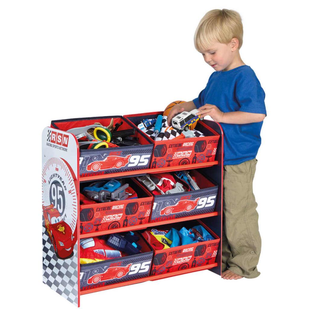 acheter disney meuble de rangement pour enfants cars 63 x 43 x 60 cm pourpre pas cher. Black Bedroom Furniture Sets. Home Design Ideas