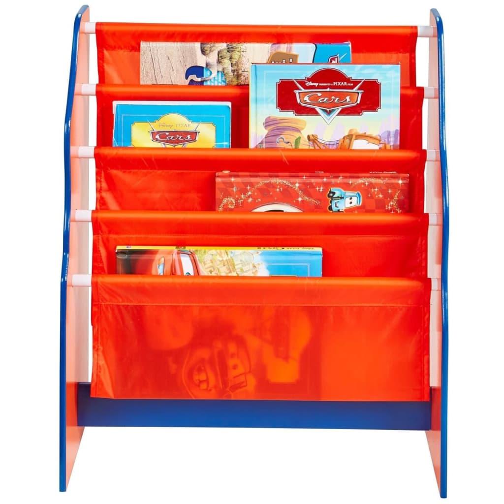 acheter disney biblioth que pour enfants cars orange 51x23x60 cm worl320022 pas cher. Black Bedroom Furniture Sets. Home Design Ideas