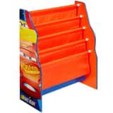 Disney bogreol til børn Cars 51x23x60 cm orange WORL320022