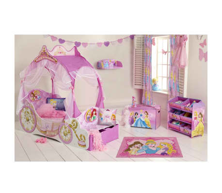 disney tag re livre pour enfant princess 59x20x20cm rose worl660004. Black Bedroom Furniture Sets. Home Design Ideas