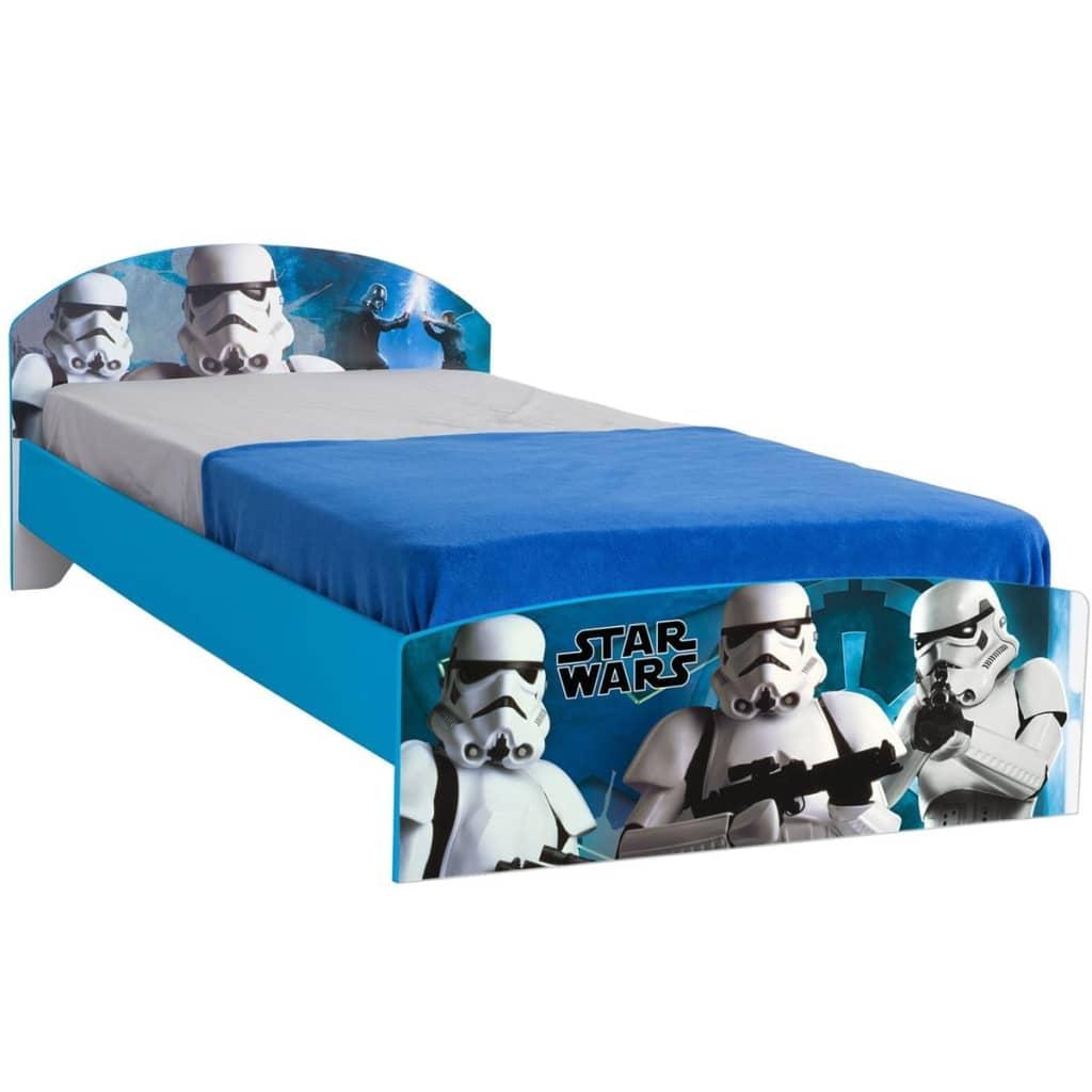Disney Kinderbed Star Wars blauw 192x65x96 cm WORL930007