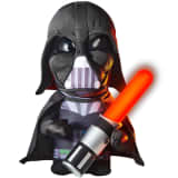 Disney Lámpara noche Darth Vader Star Wars 15x15x28cm negro WORL930015