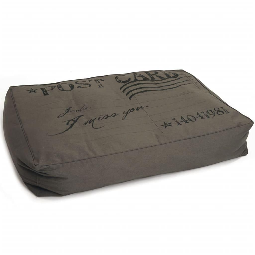 acheter beeztees coussin pour chiens postcard marron 100 x. Black Bedroom Furniture Sets. Home Design Ideas