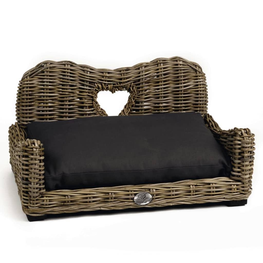 acheter designed by lotte canap pour chiens kubu my favourite 69 x 53 x 39 cm pas cher. Black Bedroom Furniture Sets. Home Design Ideas