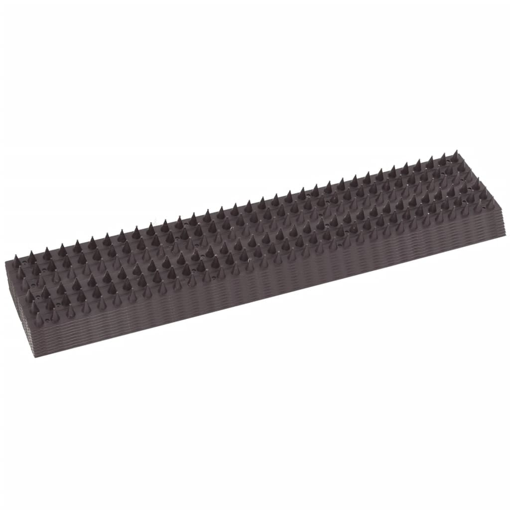 vidaXL Madár elleni tüskék készlet 20 db 49 x 4,5 1,7 cm