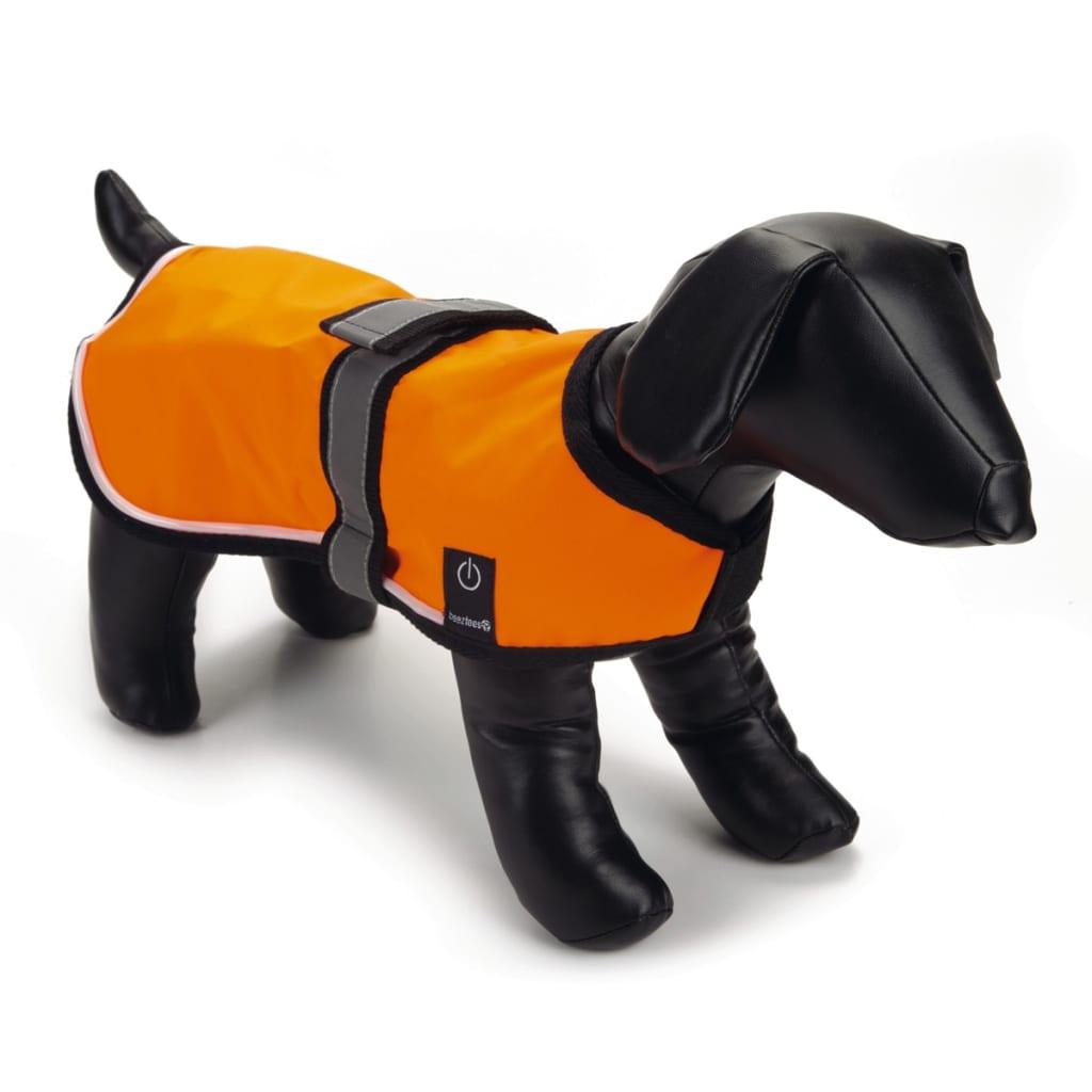 Afbeelding van Beeztees Honden veiligheidsjas met LED S 40 cm 749866