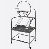 Strong Parrot Playground Natalia Silverstone Grey 91x59x165 cm 93027