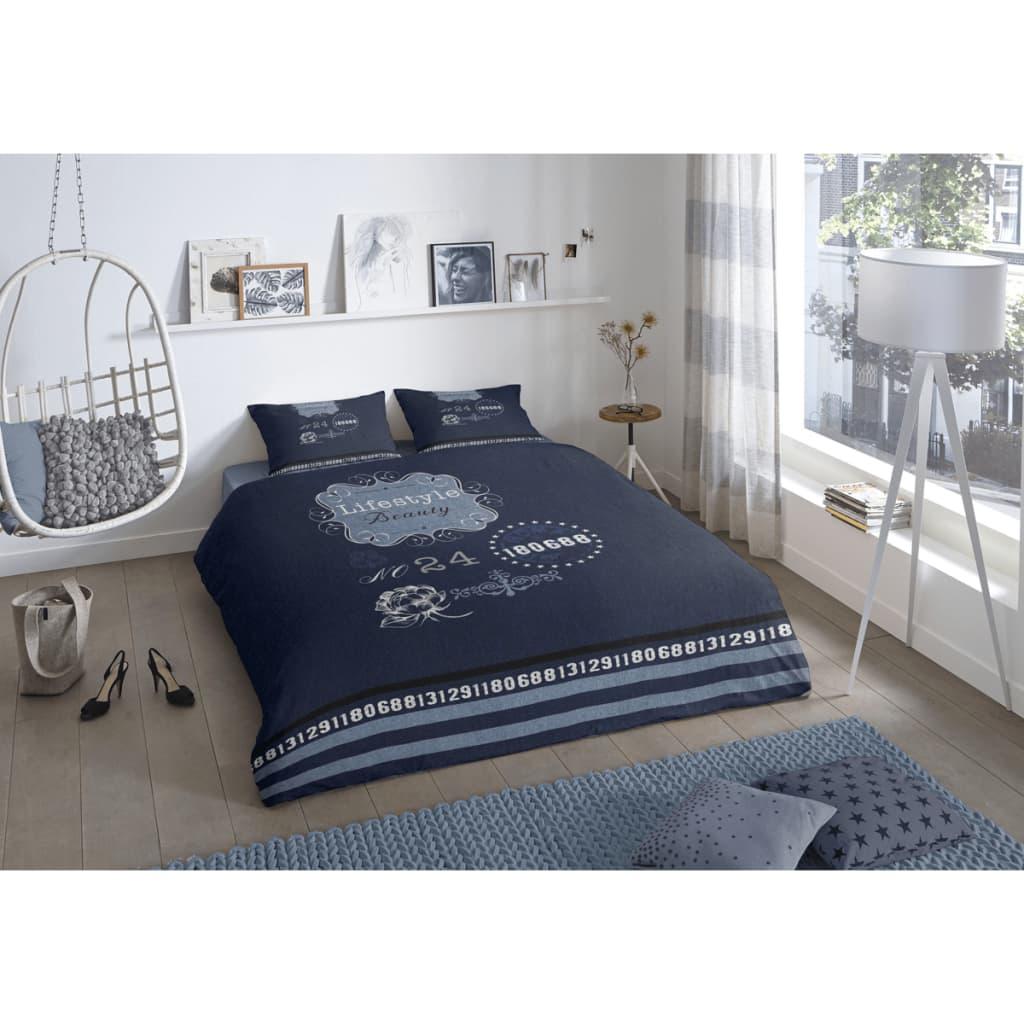 Acheter good morning housse de couette 5719 p lifestyle for Housse de couette 200x200 bleu