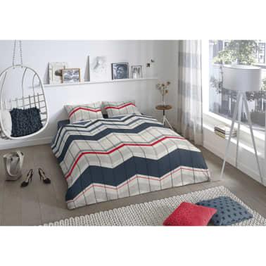 acheter good morning housse de couette 5593 a leon 240x200 220 cm multicolore pas cher. Black Bedroom Furniture Sets. Home Design Ideas