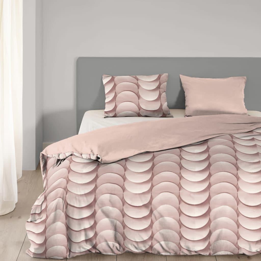 acheter good morning housse de couette 5413 p emerged 135x200 cm rose pas cher. Black Bedroom Furniture Sets. Home Design Ideas