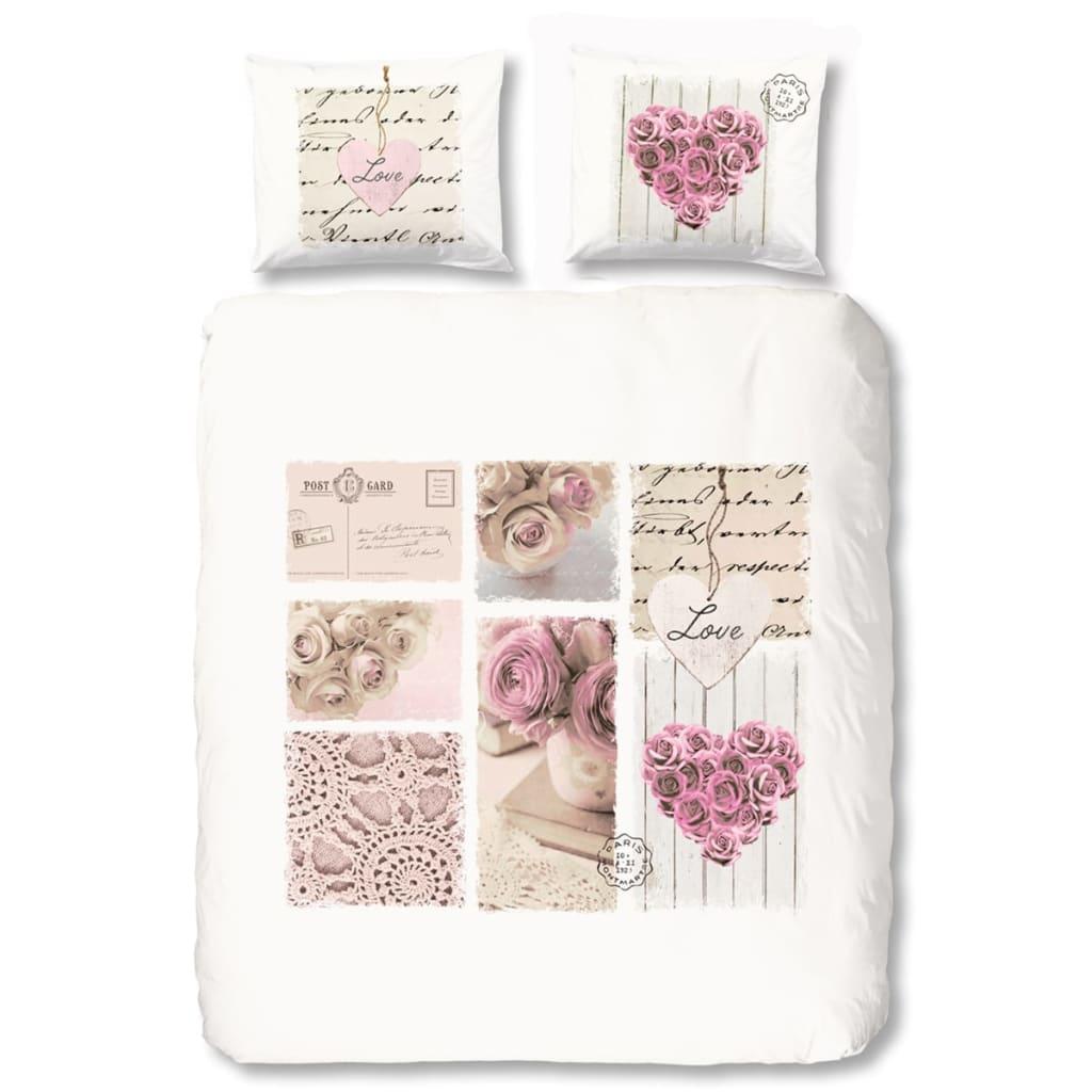 acheter good morning housse de couette romantic 200x200. Black Bedroom Furniture Sets. Home Design Ideas