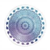 Hip Serviette de plage Ronde 5612-H JULIA 160 cm Multicolore